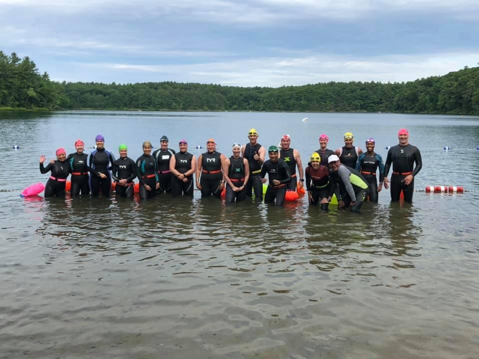 Triathlon Training Camp Freedom NH